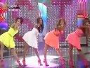 [TL]韩国性感美女组合Sistar夏日清凉单曲《Loving U》现场