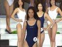 1999韩国小姐大赛模特泳装环节
