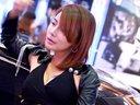 2012釜山国际车展清新车模惹人爱