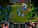 WE vs CLG.EU(2) S2世界总决赛8进4