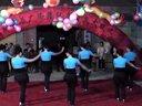 明光市桥头镇星辰广场舞-印度美女