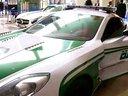 实拍迪拜阿斯顿·马丁和奔驰SLS-AMG超级警车
