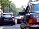 惊艳的兰博基尼Aventador加速度+加快转速