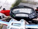 2010款杜卡迪696红色 实车视频
