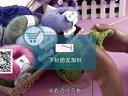 编织人生视频学堂-----加针的方法