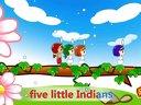 十个印第安男孩 英文版
