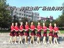反季节美女广场舞 白毛女