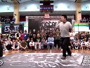 【街舞天下网】Popping 半决赛 Acky vs Jun OBS VOL.7