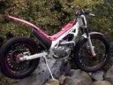 Montesa 攀爬摩托车 攀爬越野测试