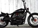 2015 哈雷戴维森Street 750 摩托车试骑