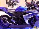 2014 EICMA米兰摩托车展实拍2015款雅马哈YZF-R3