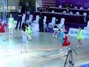 2015年中国体育舞蹈公开赛(天津站)业余女子单人10岁以下组L决赛恰恰1