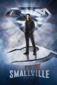 超人前传 第十季封面海报