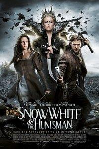 白雪公主与猎人封面海报