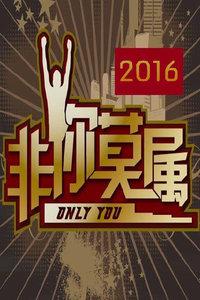非你莫属 2016