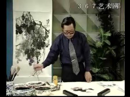 国画 花鸟画 技法 十四/花鸟画技法第十四讲丝...