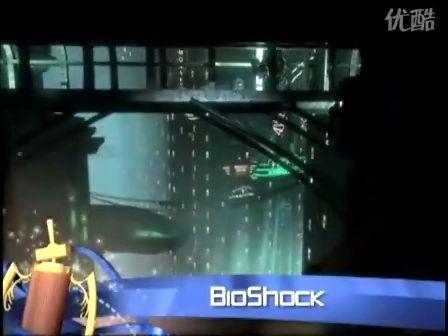 最佳故事情节游戏 gametrailer2007年度游戏大奖