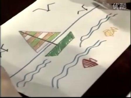 儿童学画画大全-帆船
