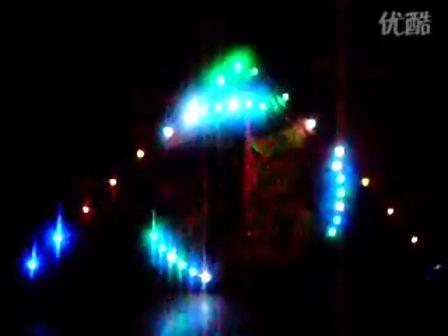 风筝led灯电路图原理图解