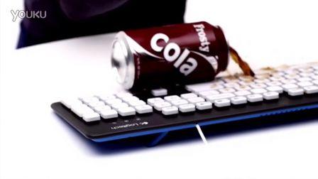 罗技超强键盘K310发布 可反复水洗