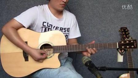 DOVE VD26 VL26 V系列单板民谣吉他 桶形对比 飞琴行评测