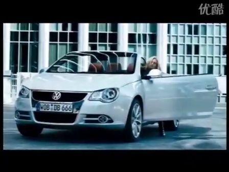 进口大众EOS精美广告片