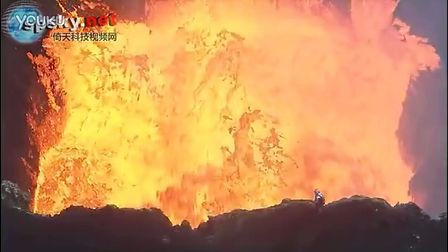 超近距离实拍火山岩浆,太震撼了!