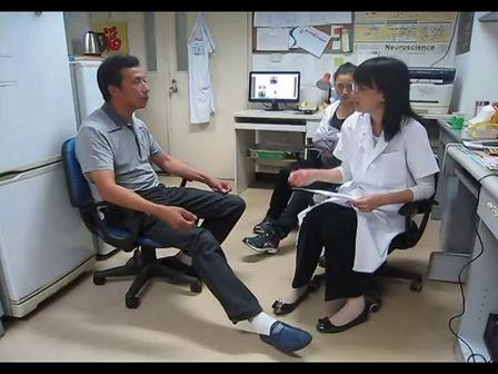 一位遗传性共济失调患者与医生的对话