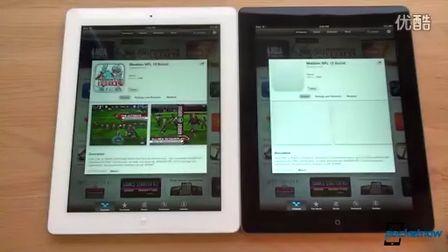 iPad 4與iPad 3運行速度全面對比