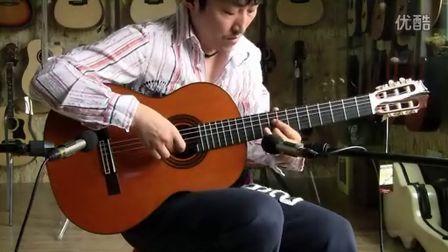 古典吉他名曲 Lagrima 泪 martinez MCG120演奏 飞琴行评测