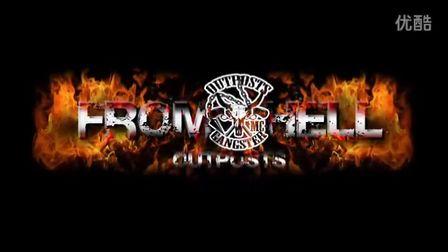 来自地狱 - Outposts MC 深度哈雷中毒视频