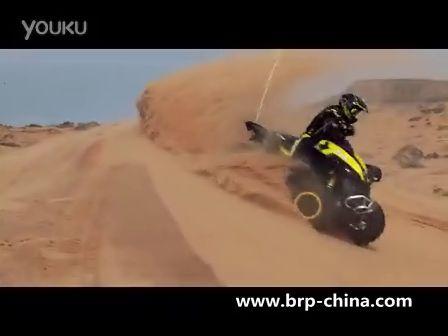 2013款全新庞巴迪全地形越野山地车沙漠骑行