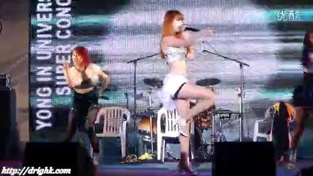 LoveCubic 香肌玉肤长腿美女热舞- Dance Part 2