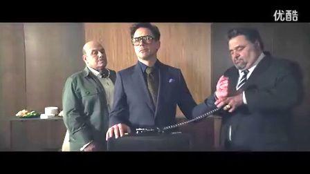 中文完整版:鋼鐵俠小羅伯特·唐尼HTC廣告視頻