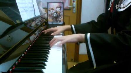 Ebullient Future(Piano ver.) 感动啊  5555
