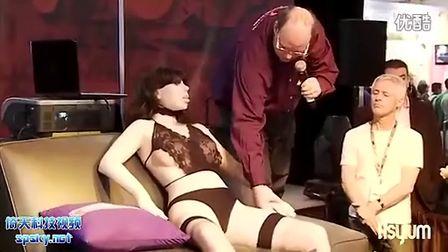 美國研制真正的性愛機器人