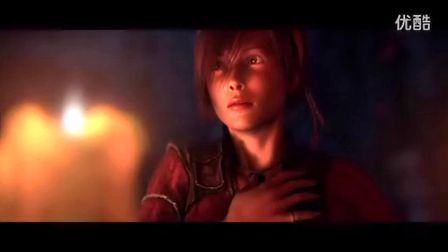 《暗黑破坏神III》PS3版预告片【日语女声配音】