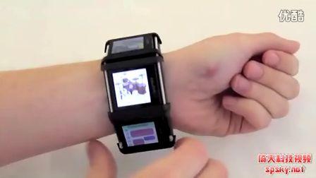 配备6块屏幕 诺基亚智能手表上手演示