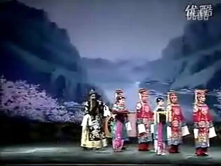 吕剧 借年 选段.大雪飘飘年除夕. 盖勇 .杨晓梅