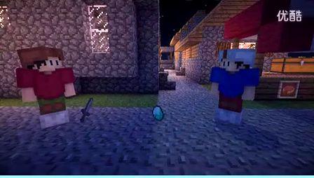 minecraft 我的世界 菜鸟历险记 大电影版 蔚