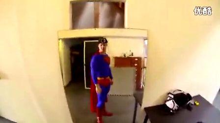 超人的第一视觉