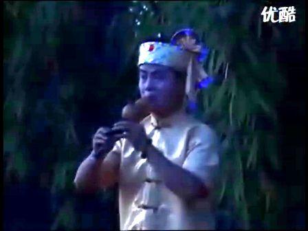 月光下的凤尾竹.乔志忱配重奏月光下的凤尾竹葫芦丝曲谱.傣