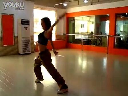 橙色节拍舞蹈俱乐部JAZZ C班老师