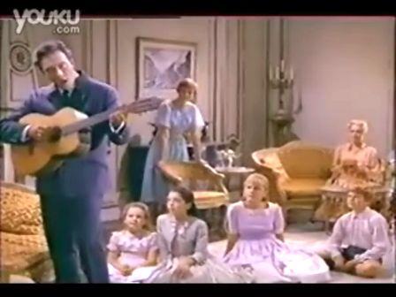 音乐之声 雪绒花 edelweiss