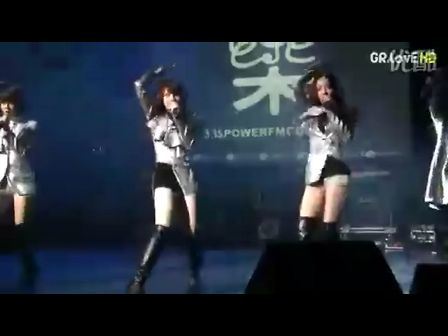 100322 KARA 'Lupin' Fancam 10th The Enjoy Concert