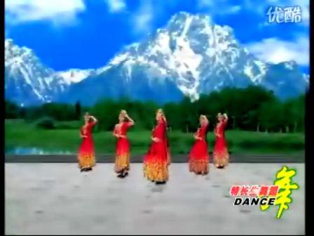 欢快民族舞蹈 西域风情.