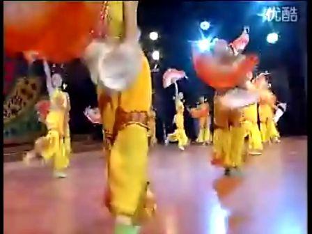 少儿舞蹈视频 赶街