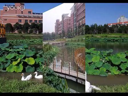 河南理工大学校园风景