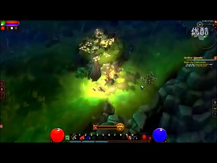 《火炬之光2》游戏前五分钟演示视频