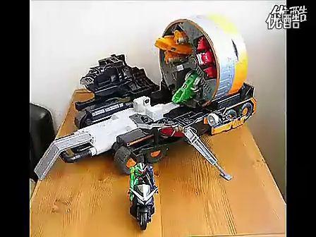假面骑士Fourze DX 支援机器人 Powerdizer
